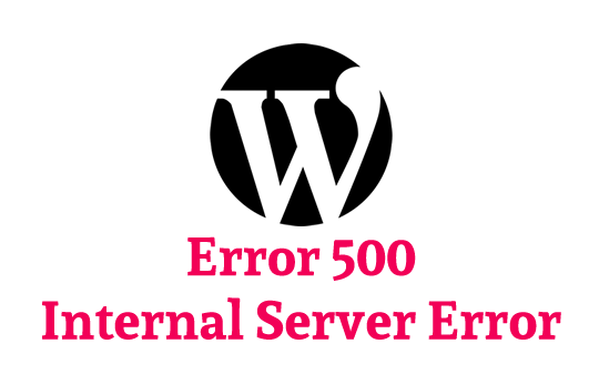 Error 500 en WordPress – Internal Server Error